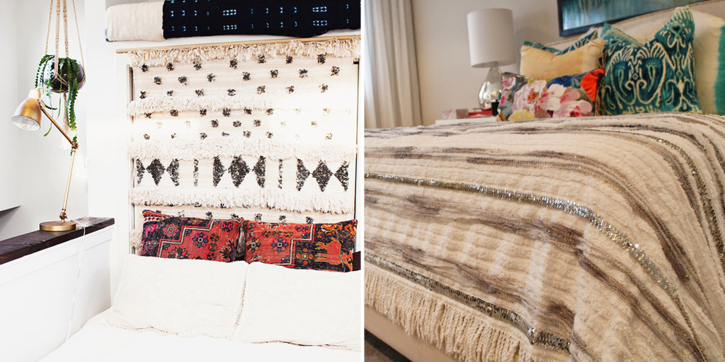 What S A Moroccan Wedding Blanket And Why Is Everyone Decorating With It