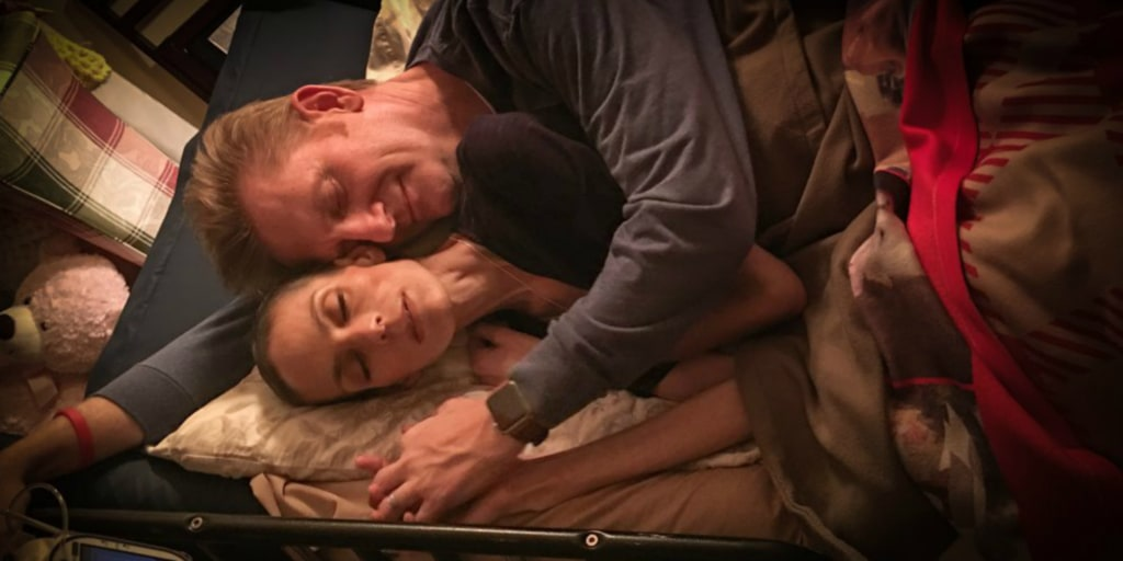 Rory Feek Reflects On Week To Remember Valentine S Day With Joey You bring the kitchen to mama, rory captioned an instagram photo of joey hard at work with a blender. rory feek reflects on week to remember