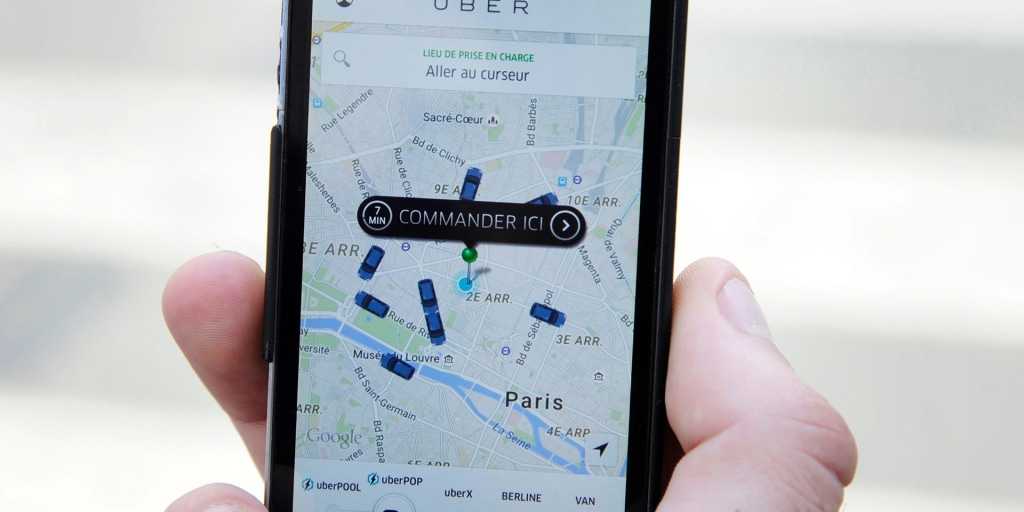 Here's the deal with Uber's 'secret' emergency hotline