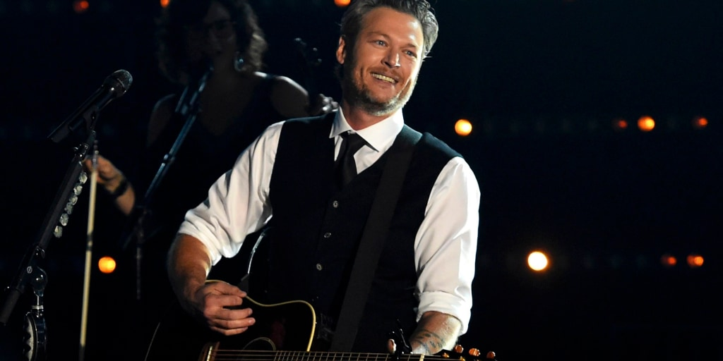 22 things you didn't know about Blake Shelton