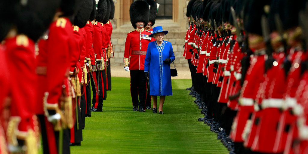 A royals-themed London trip: Celebrate the queen's 90th