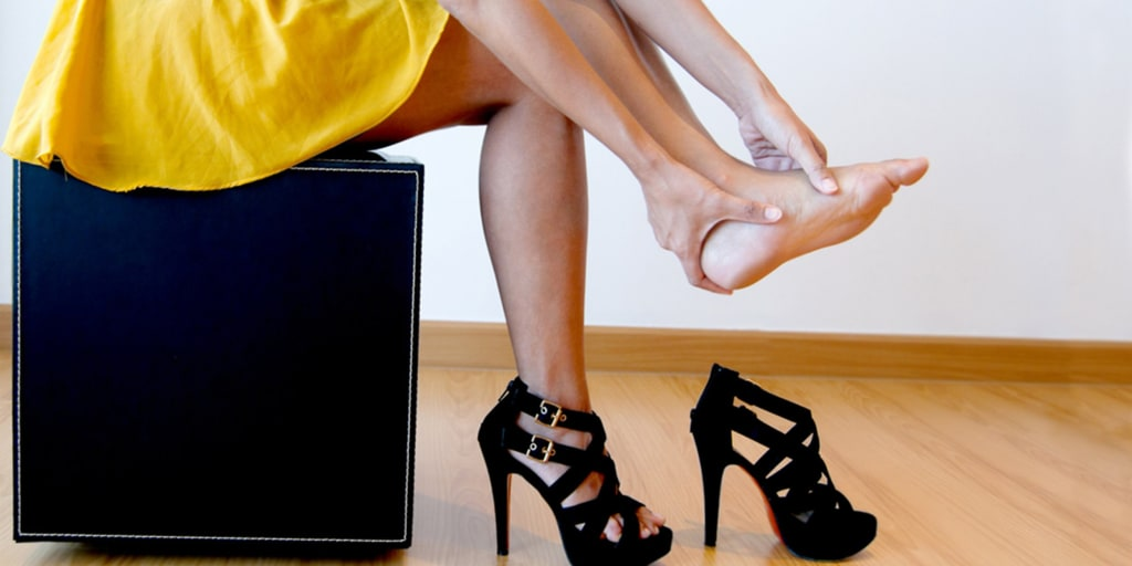 Are For Feed Heels Your High Bad DE9H2IYW