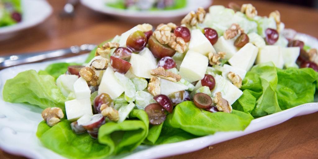 Waldorf Salad Recipe Original