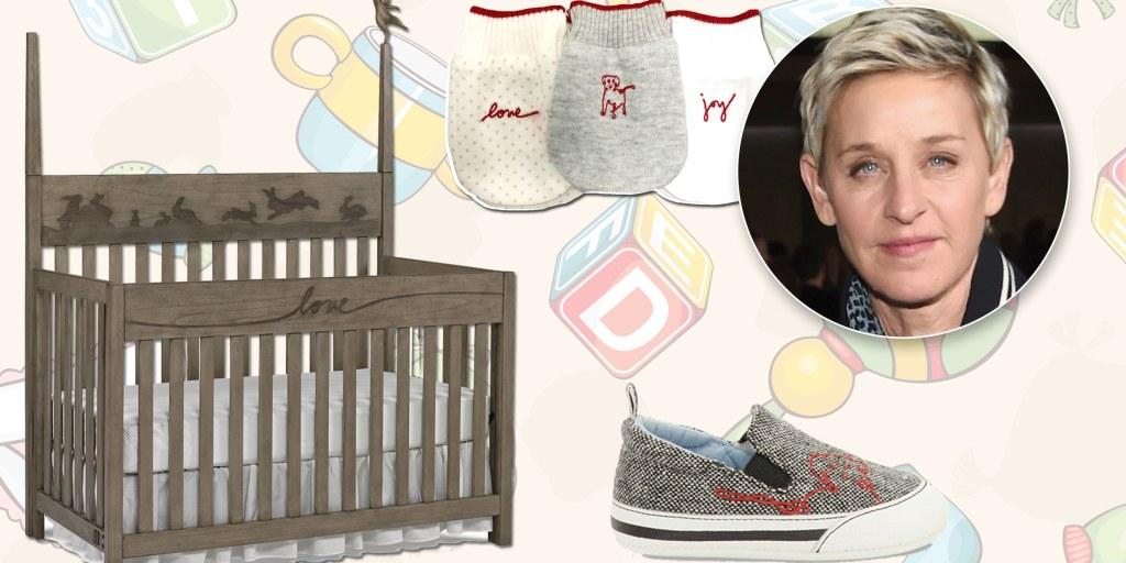 Ed Ellen Degeneres Baby Collection
