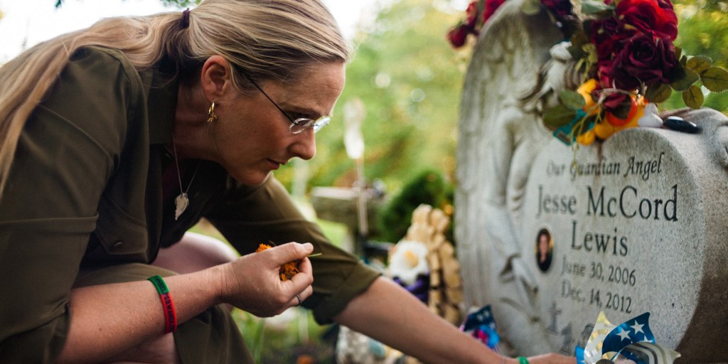 How one Sandy Hook mother found forgiveness, hope and a mission