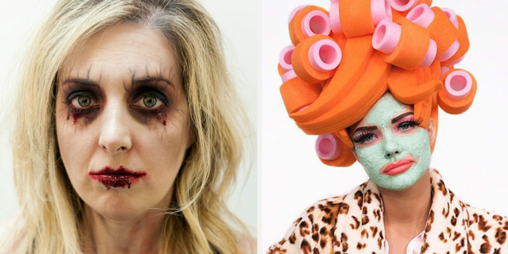 Halloween Makeup Clown Easy.The Best Halloween Makeup Ideas Of 2018