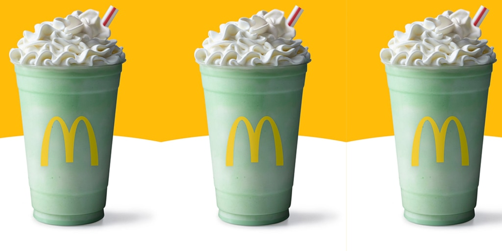 McDonald's is bringing back its Shamrock Shake this fall — but there's a catch