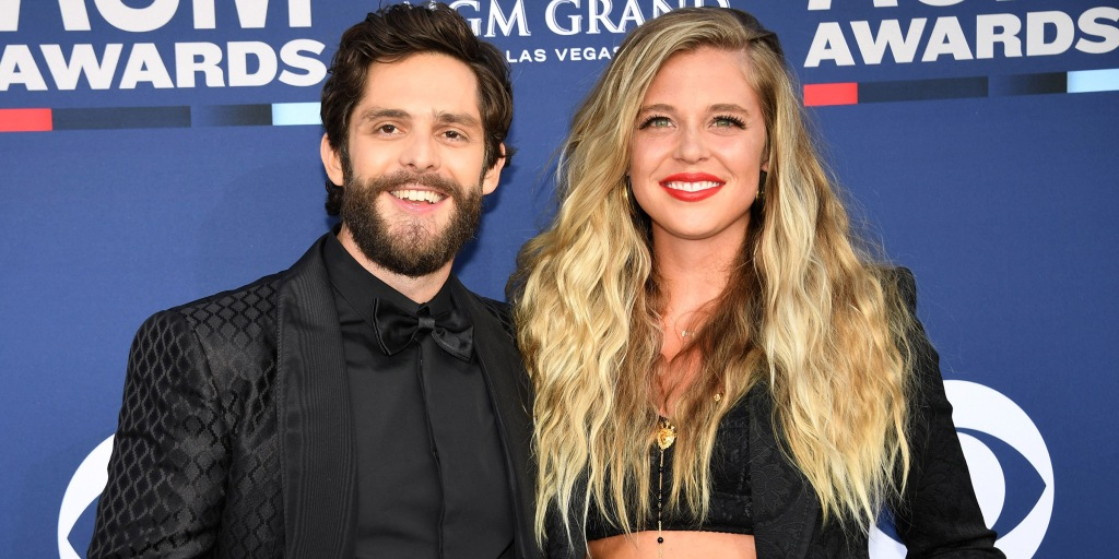 Thomas Rhett celebrates wedding anniversary with sweet tribute to wife Lauren Akins