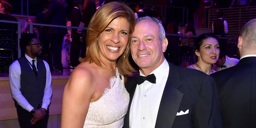 Hoda Kotb says getting engaged at 55 was the 'right' time for her