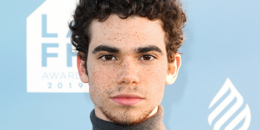 Cameron Boyce's parents on his sudden death: 'It was just a nightmare'