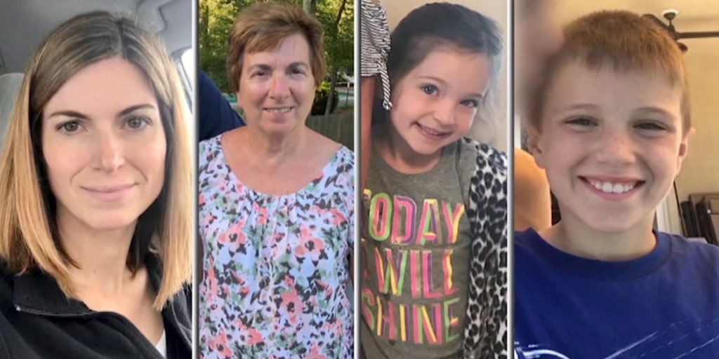 3 generations of same family die in car crash on Disney vacation