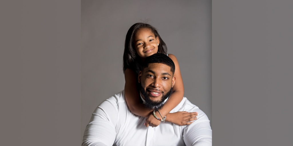 Devon Still celebrates 5 years of daughter Leah being cancer-free by helping others