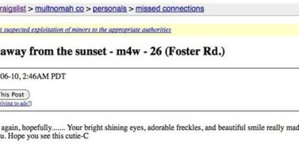 Craigslist grammar not so good-like