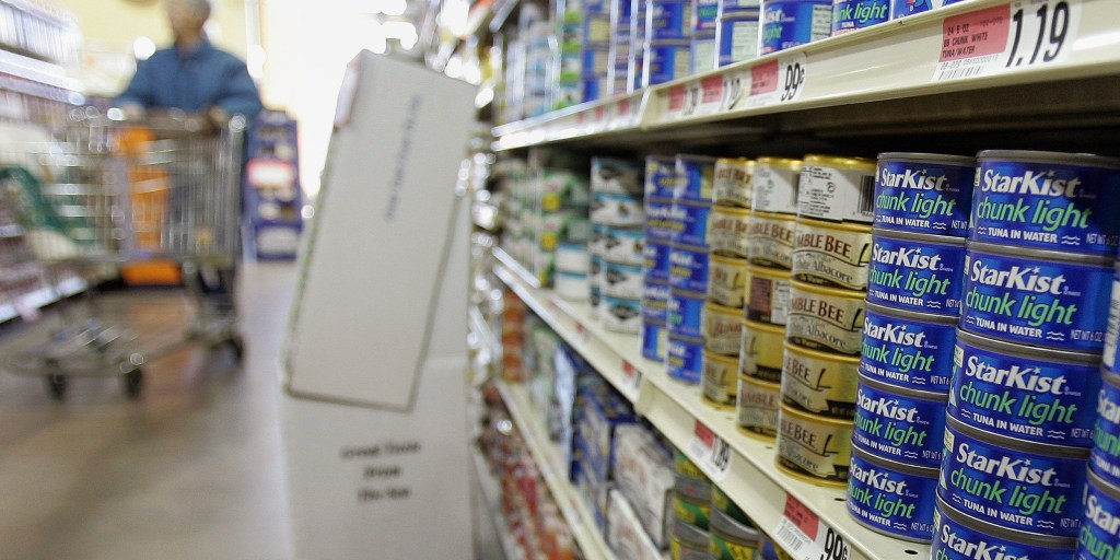 Pregnant women should avoid all canned tuna: report
