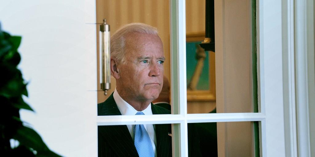 Photo of 'sad Joe Biden' staring out a window sparks hilarious memes