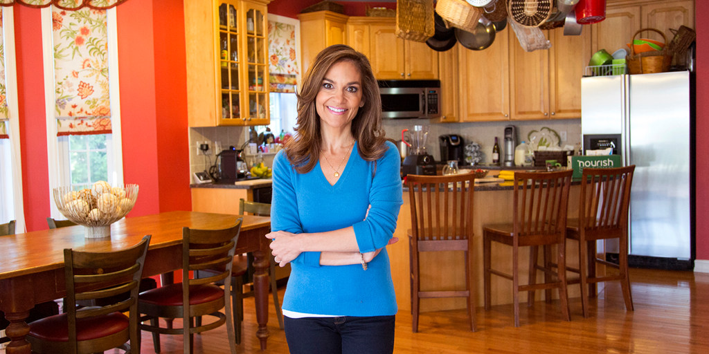 At Home With Today Join Joy Bauer In Her Kitchen Where It All Happens
