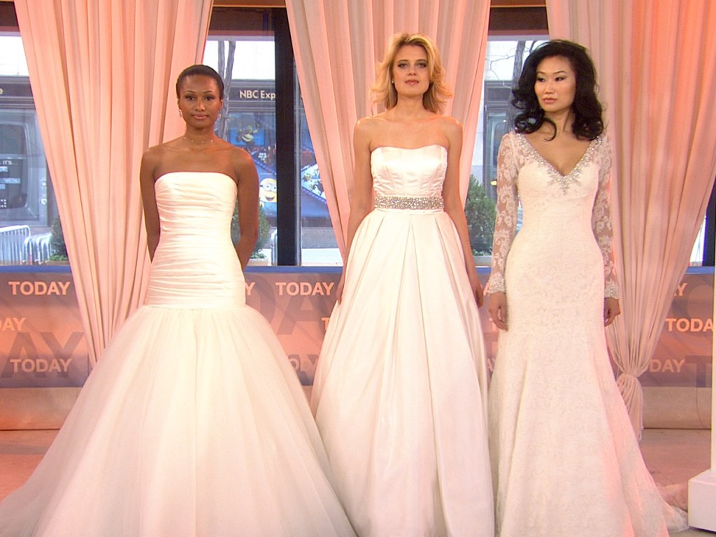 Wedding Dresses Inspired By Carrie Underwood J Lo