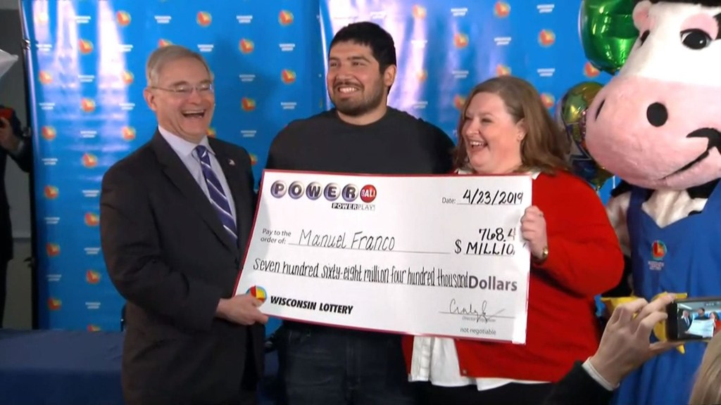 Sudbury lottery winners pick up their prize in toronto
