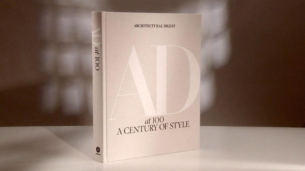 Architectural Digest Celebrates 100th Anniversary