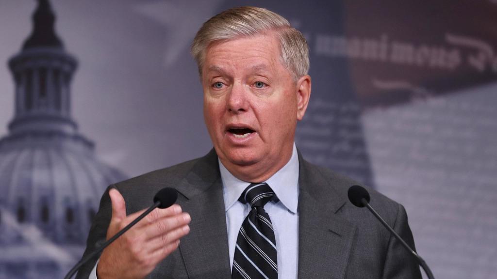 Thượng nghị sĩ Hoa Kỳ Graham.