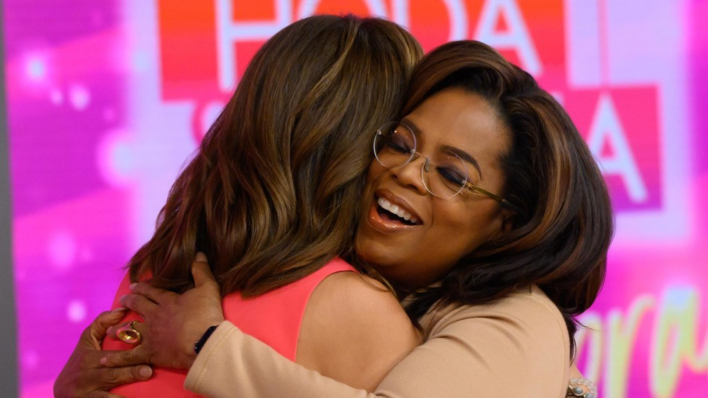 Oprah, if you come out as a lesbian, all is forgiven