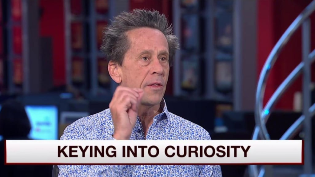 Brian Grazer Reflects On His Curious Mind