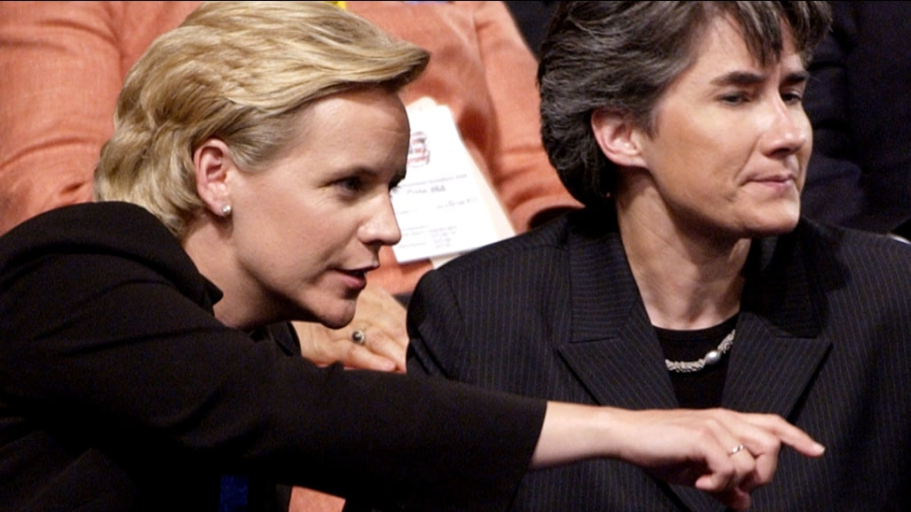 Mary Cheney Never Wanted To Be A Gay