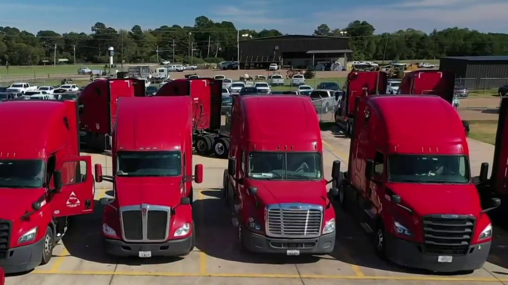 nbcnews.com - America in need of truck drivers amid supply chain crisis