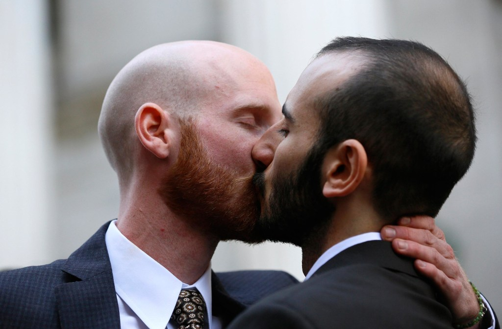 What Today's Supreme Court Decision Means For Gay Marriage