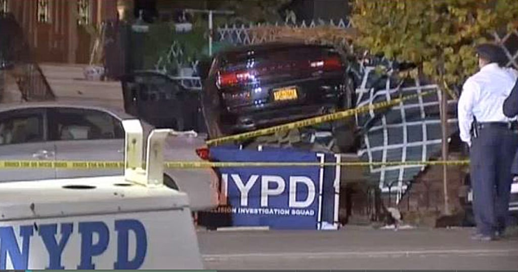 Trick-or-Treating Horror: 4 Killed, 7 Injured After Getting
