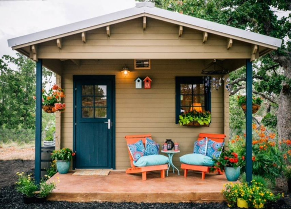These 'Tiny Houses' Can Make a Big Difference for Austin's Homeless
