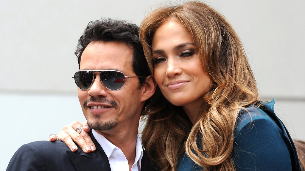 J Lo And Marc Anthony Reunite For A Pic With Their New Significant Others