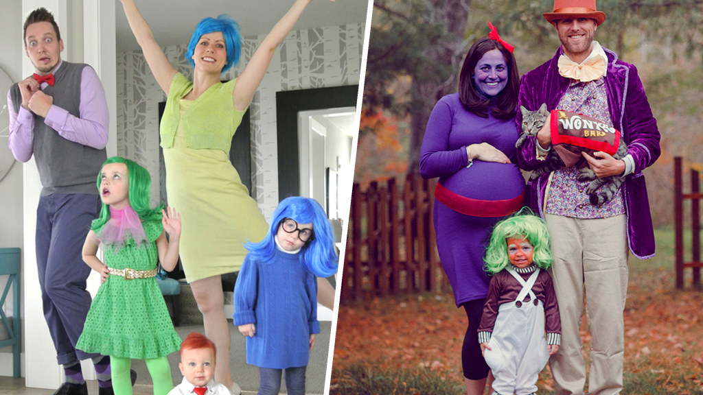 Halloween Ideas 2019 For Family Of 3.Family Halloween Costumes 8 Pinterest Ideas To Inspire You