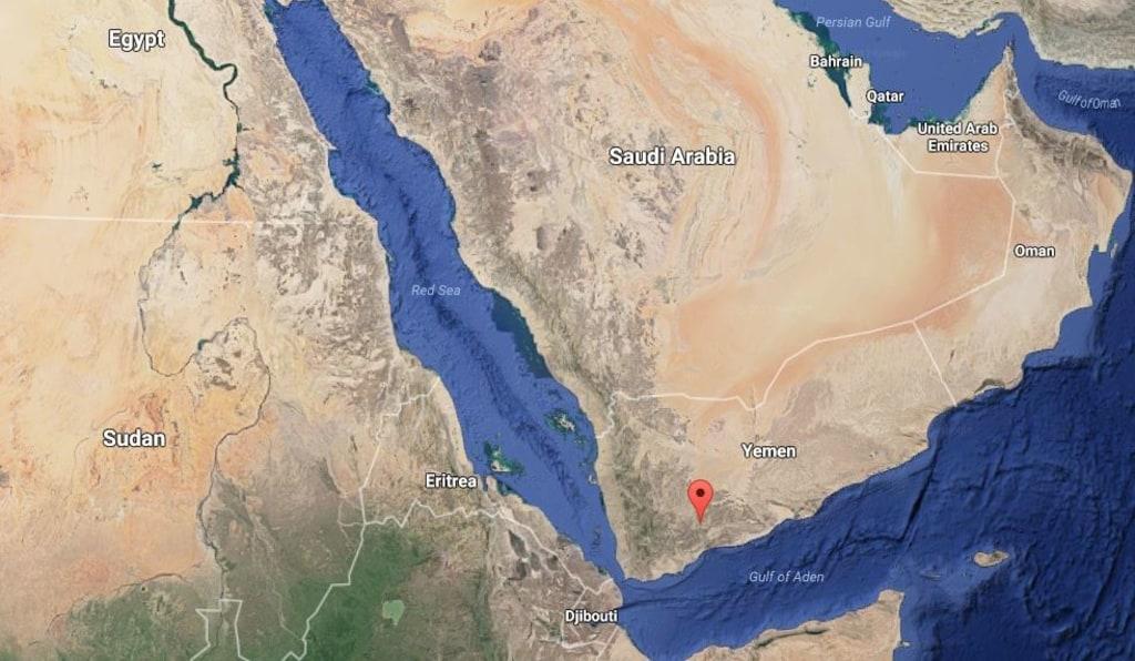 U.S. Service Member Killed in Raid on Al Qaeda In Yemen on detailed map of yemen, road map of yemen, outline map of yemen, terrain map of yemen, political map of yemen, physical map of yemen, topographic map of yemen,