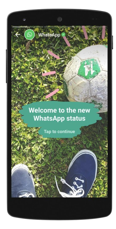 Whatsapps Updates Status Feature To Borrow From Snapchat