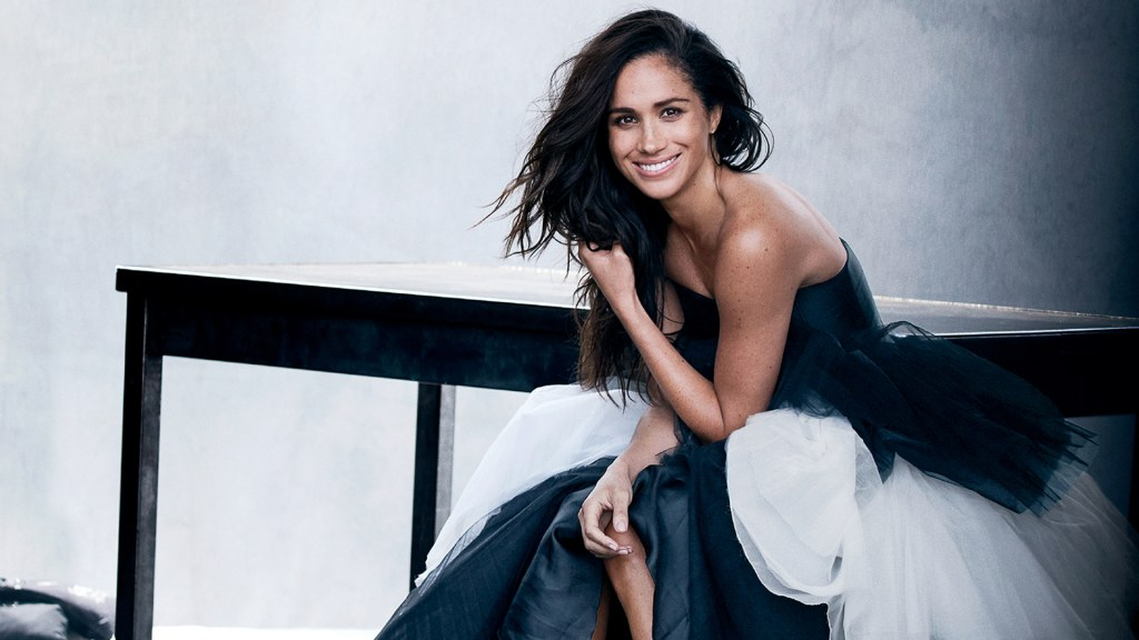 Meghan Markle Opens Up About Relationship With Prince Harry We Re In Love