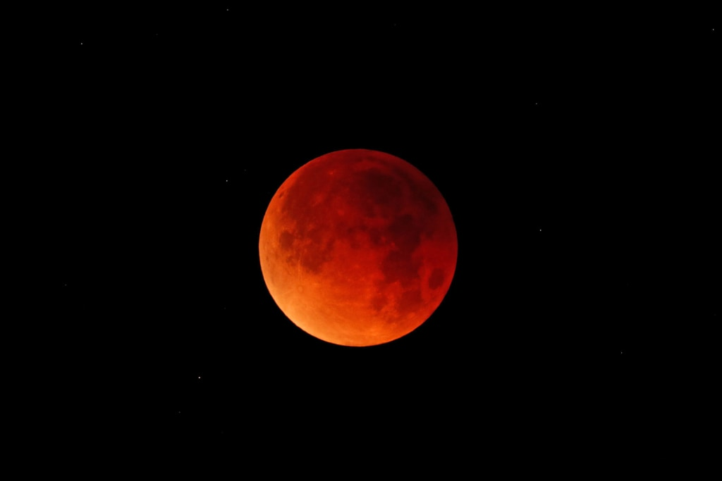A Super Blue Blood Moon Eclipse Is Coming Here S How To See It