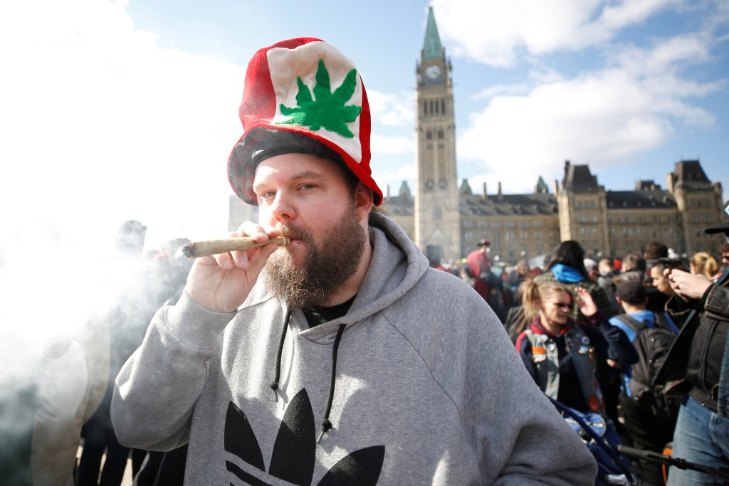 Legal marijuana will roll out differently in Canada than in U S