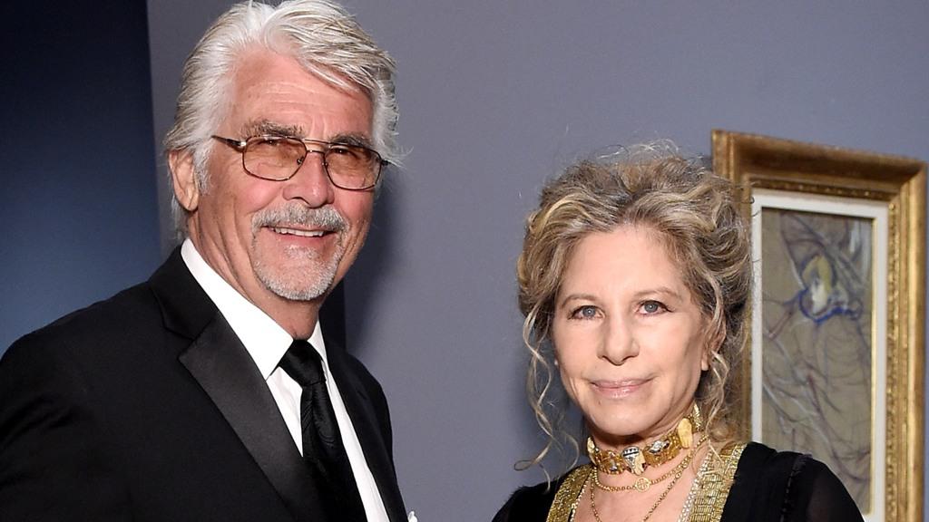 Barbra Streisand Wishes Happy 20th Anniversary To James Brolin
