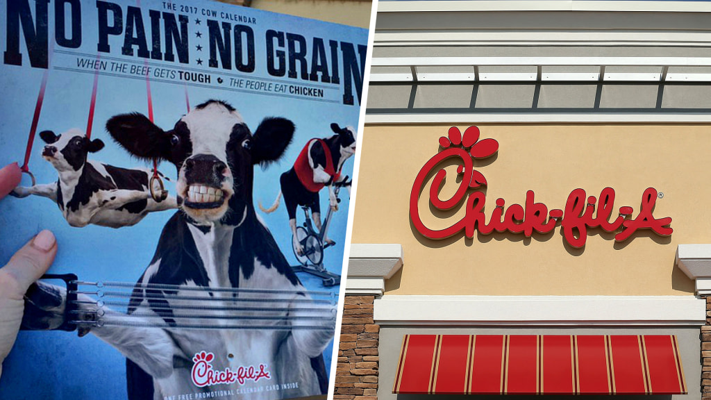 Chick Fil A 2020 Cow Calendar February Chick fil A is retiring its cow calendar and interis mad