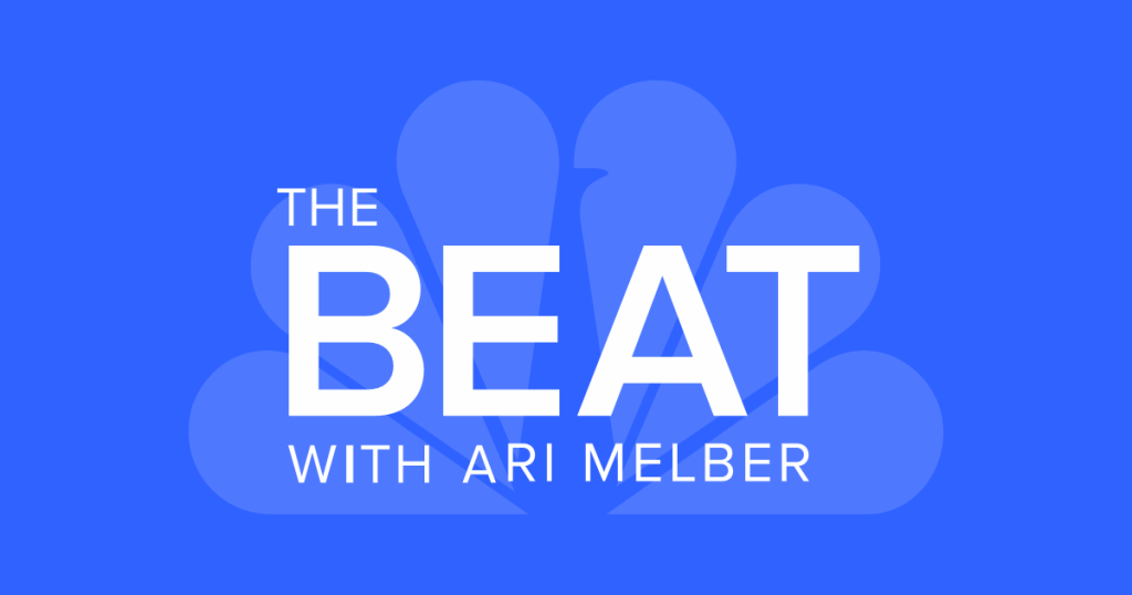 The Beat With Ari Melber on MSNBC | NBC News