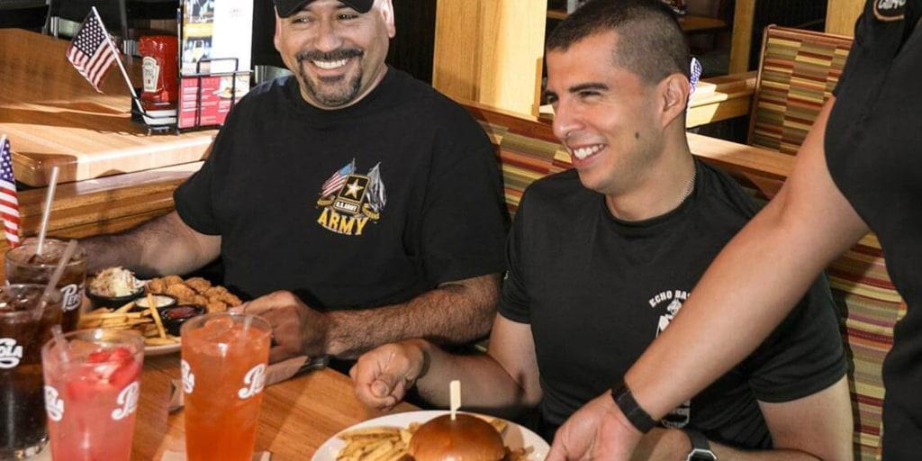 veterans day free meals in atlanta ga