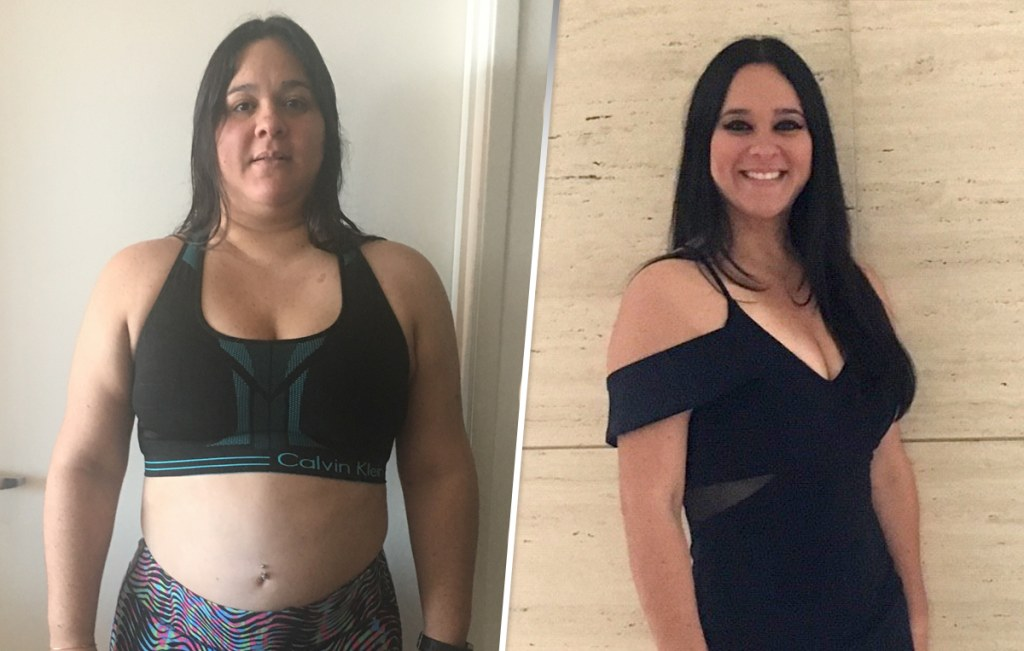 The Physical And Mental Strategies That Helped This Woman Lose 82 Pounds