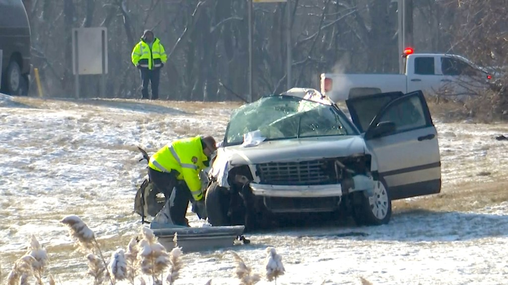 Five children die in Maryland car crash, state police say