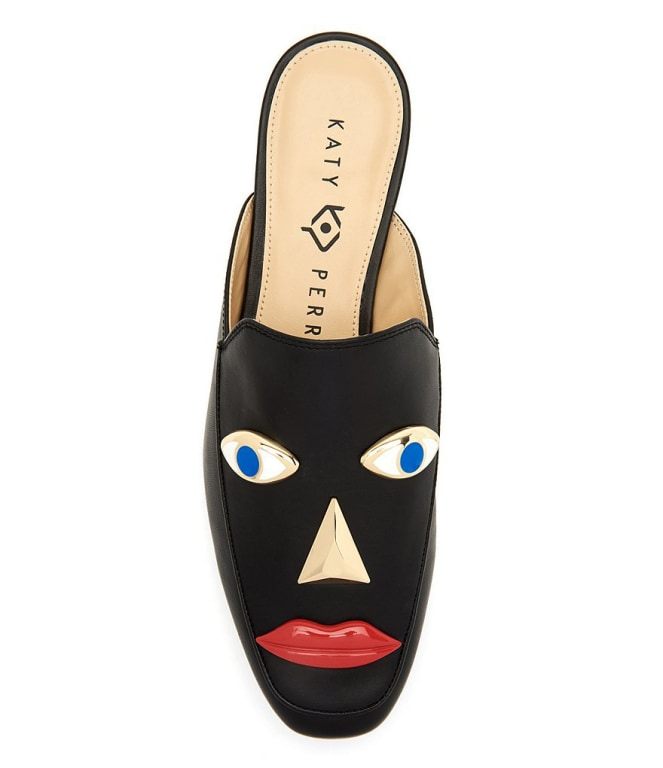 ebbedb81af Katy Perry pulls shoes criticized for resembling blackface, says never  intended to cause 'pain'