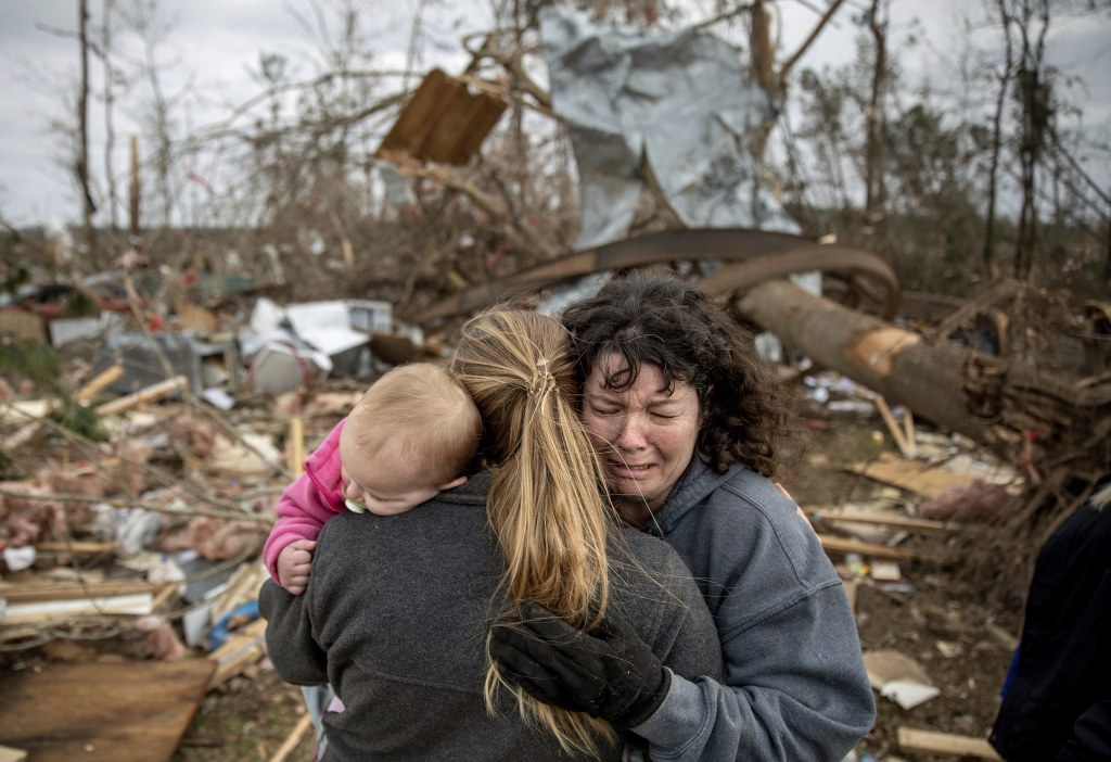 indian casino alabama tornado victims