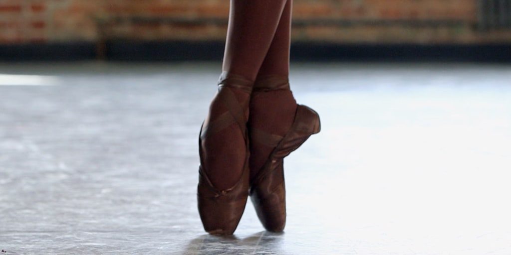 ballet shoes for dancers of color
