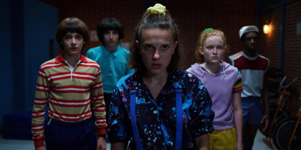 Netflix's 'Stranger Things' season three is growing up, pushing boundaries  and having fun