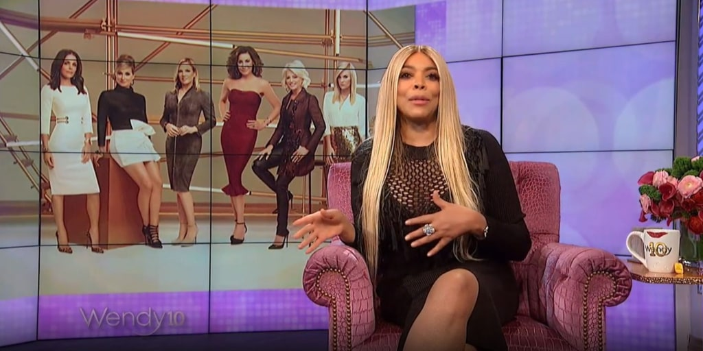 Wendy Williams Joining The Real Housewives She Addresses The Rumors