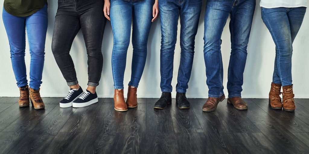2020 Jean Trends.What Style Of Jeans Are In The Top 7 Denim Trends Of 2019
